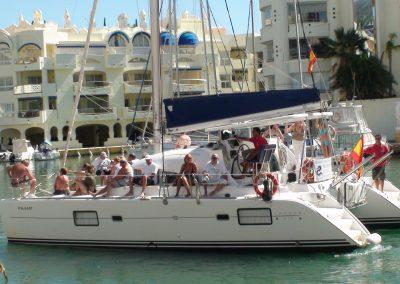 DSC00019 Foto Paseos en barco en Benalmádena