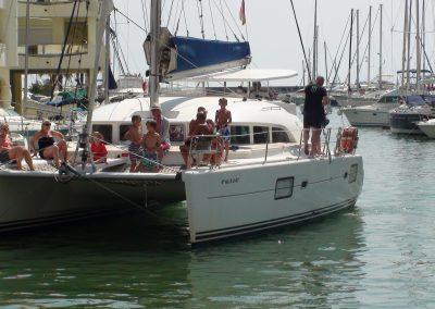 DSC00065 Boat tours in Benalmadena