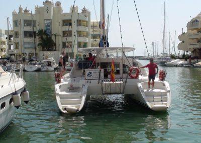 DSC00070 Boat tours in Benalmadena