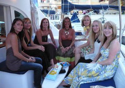 P1000003 Fiestas privadas en barco en Málaga Catamarán Dragón de Oro