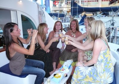 P1000004 Fiestas privadas en barco en Málaga Catamarán Dragón de Oro