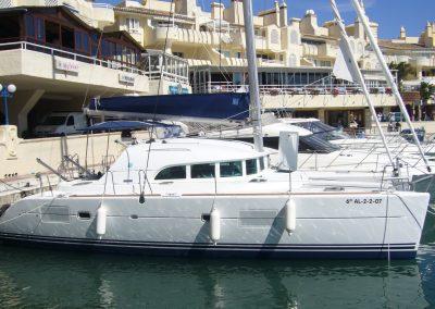 P1000274 Foto 3 Catamarán Dragón de oro en Benalmádena