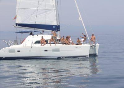 P1000315a Foto Paseo en barco en Benalmádena, Málaga