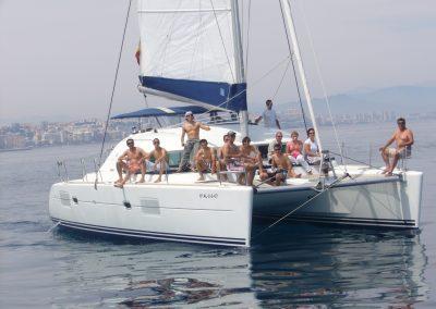 P1000317 Foto Paseo en barco en Benalmádena, Málaga