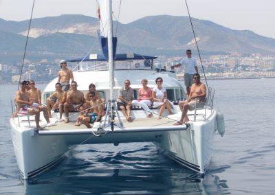 P1000318 Foto Paseo en barco en Benalmádena, Málaga