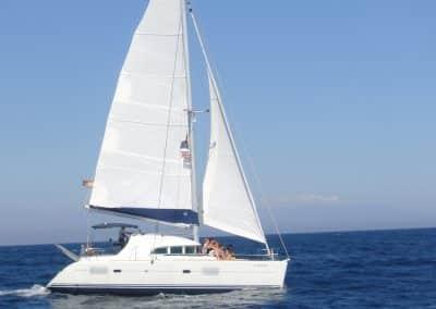 P1000356a Alquilar barco para paseo en Málaga