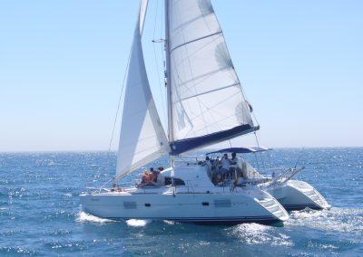 P1000365a Alquilar barco para paseo en Málaga