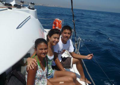 P1010018 Boat trip with your friends in Málaga Catamarán Dragón de Oro