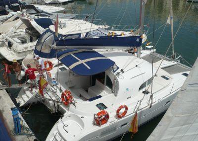 P1010983 Foto paseo en barco en puerto marina