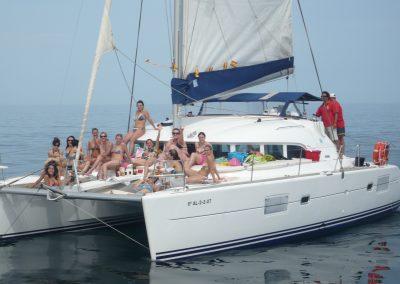 P1020005 Foto Fiesta privada con amigas en barco en Benalmádena, Málaga