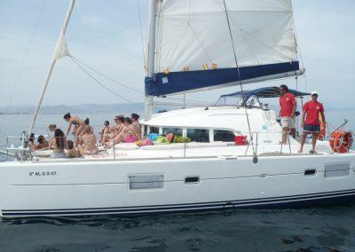 P1020006 Foto Fiesta privada con amigas en barco en Benalmádena, Málaga