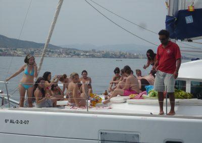 P1020007 Foto Fiesta privada con amigas en barco en Benalmádena, Málaga