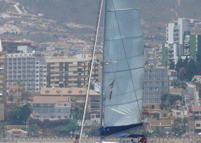 P1020040 Photo Boat trip, catamaran in Malaga