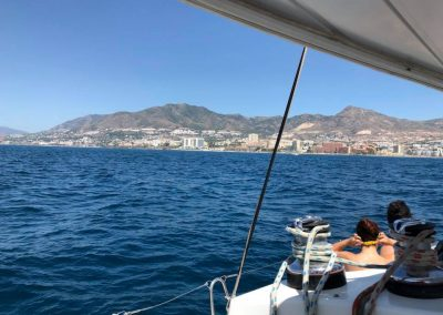 Baños mar catamaran (10)