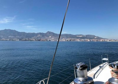 Baños mar catamaran (2)