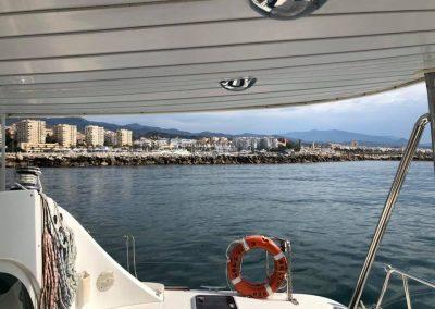 Baños mar catamaran (4)