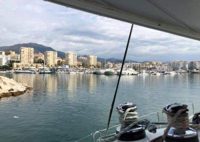 Baños mar catamaran (5)