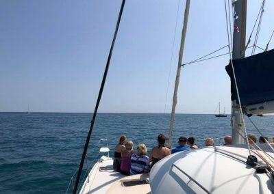 Baños mar catamaran (6)