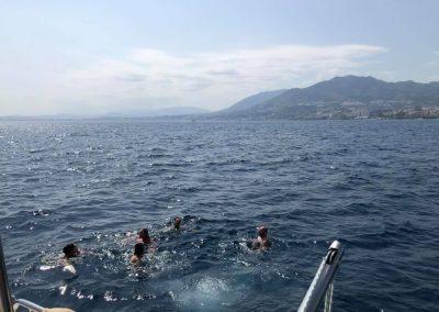 Baños mar catamaran (7)