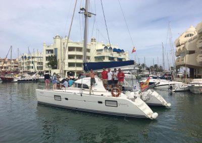 Imagen Paseo en barco catamaran benalmadena