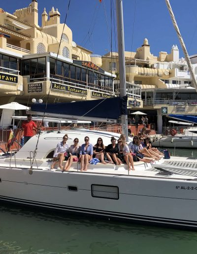Enjoy a boat trip on your holidays in Malaga-min