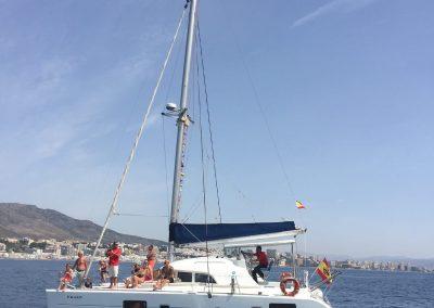 Boat trip in Benalmadena-min
