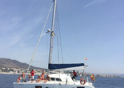 Paseo en barco en benalmadena-min